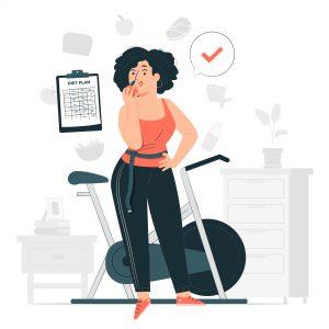 7 הרגלים כושלים המונעים ממך לרדת במשקל